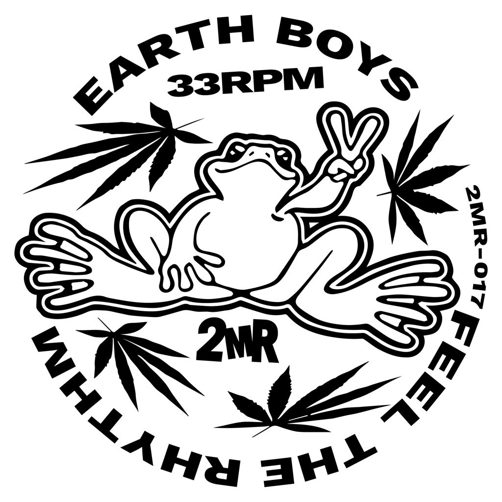 2MR-017 – Earth Boys – Feel The Rhythm EP