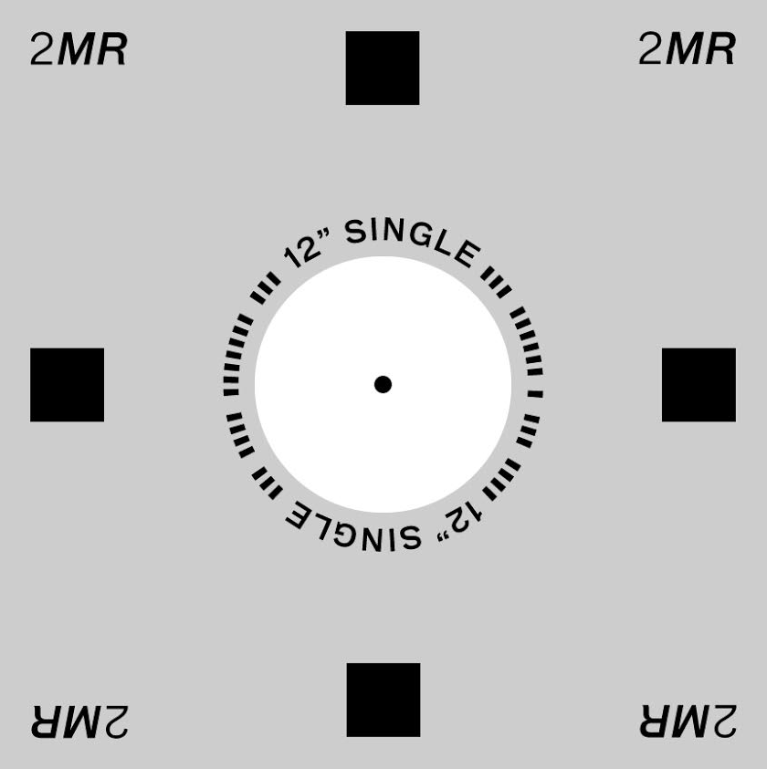 2MR-013 – Craft Spells – Whatever/Whatever & Mike Simonetti Remixes 12″, Single