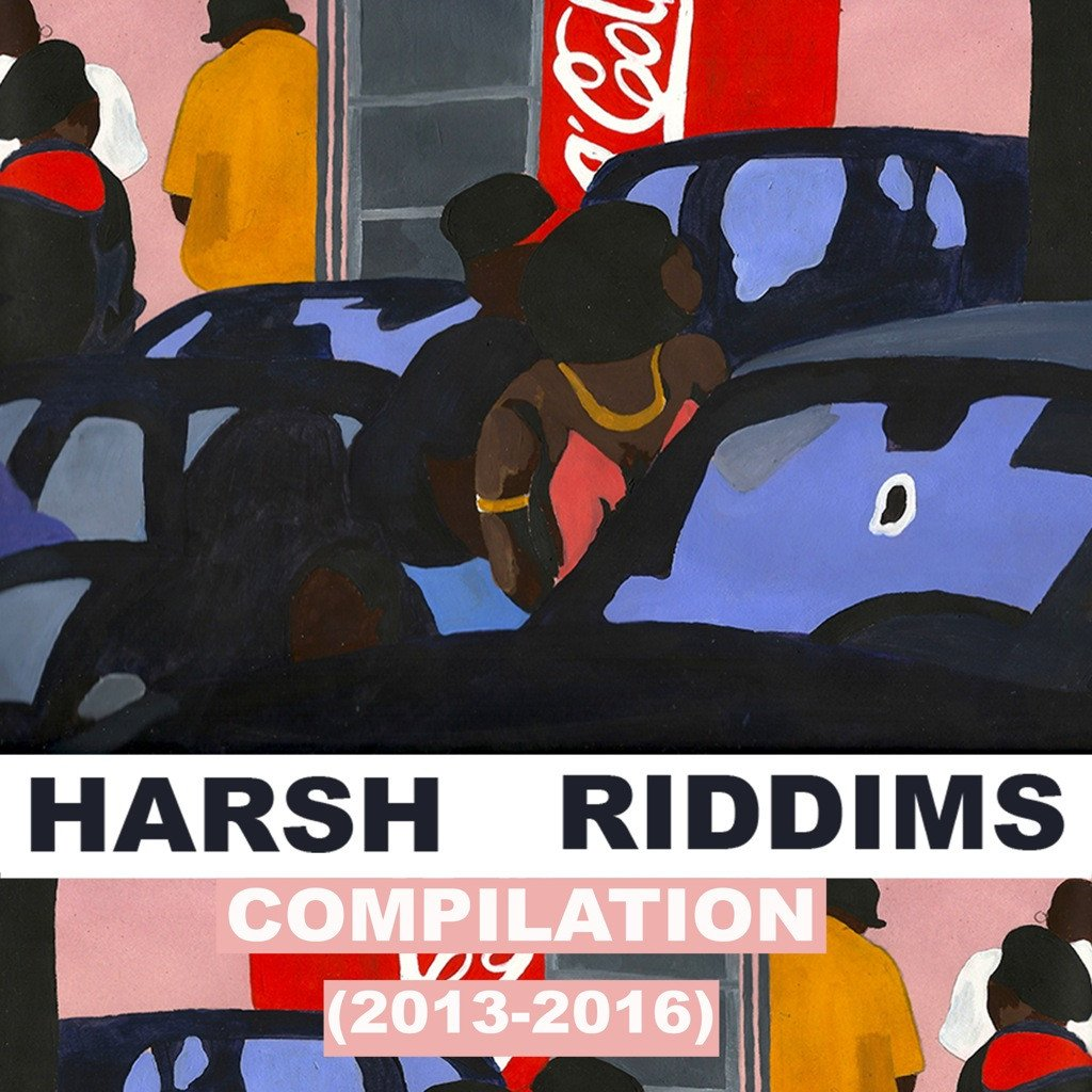 2MR-023 – Harsh Riddims 2013-2016 LP