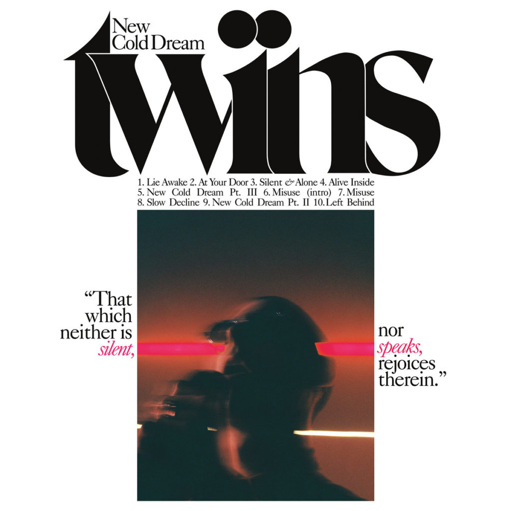 2MR-045 – TWINS – New Cold Dream LP