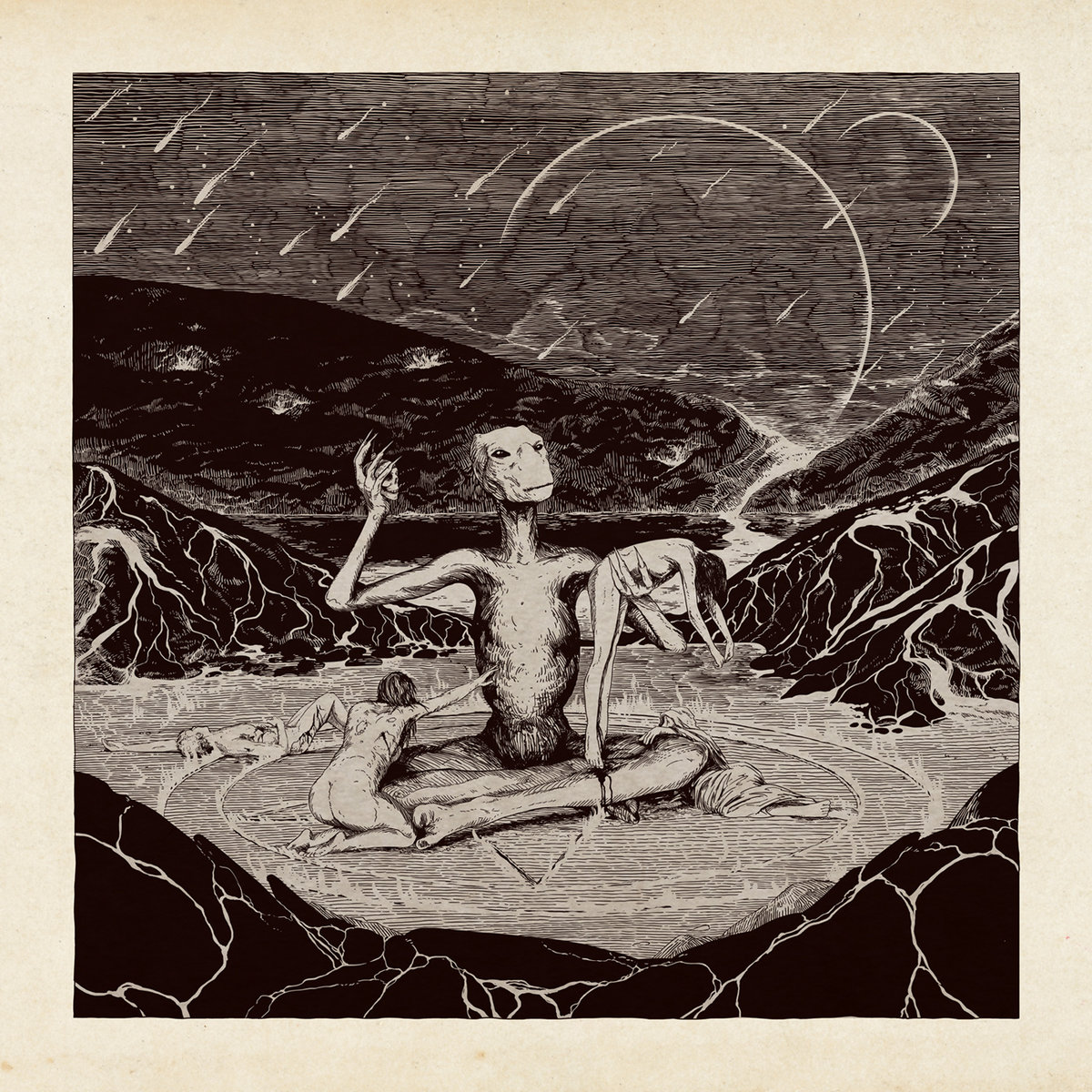 2MR-010 – Dust – Agony Planet LP