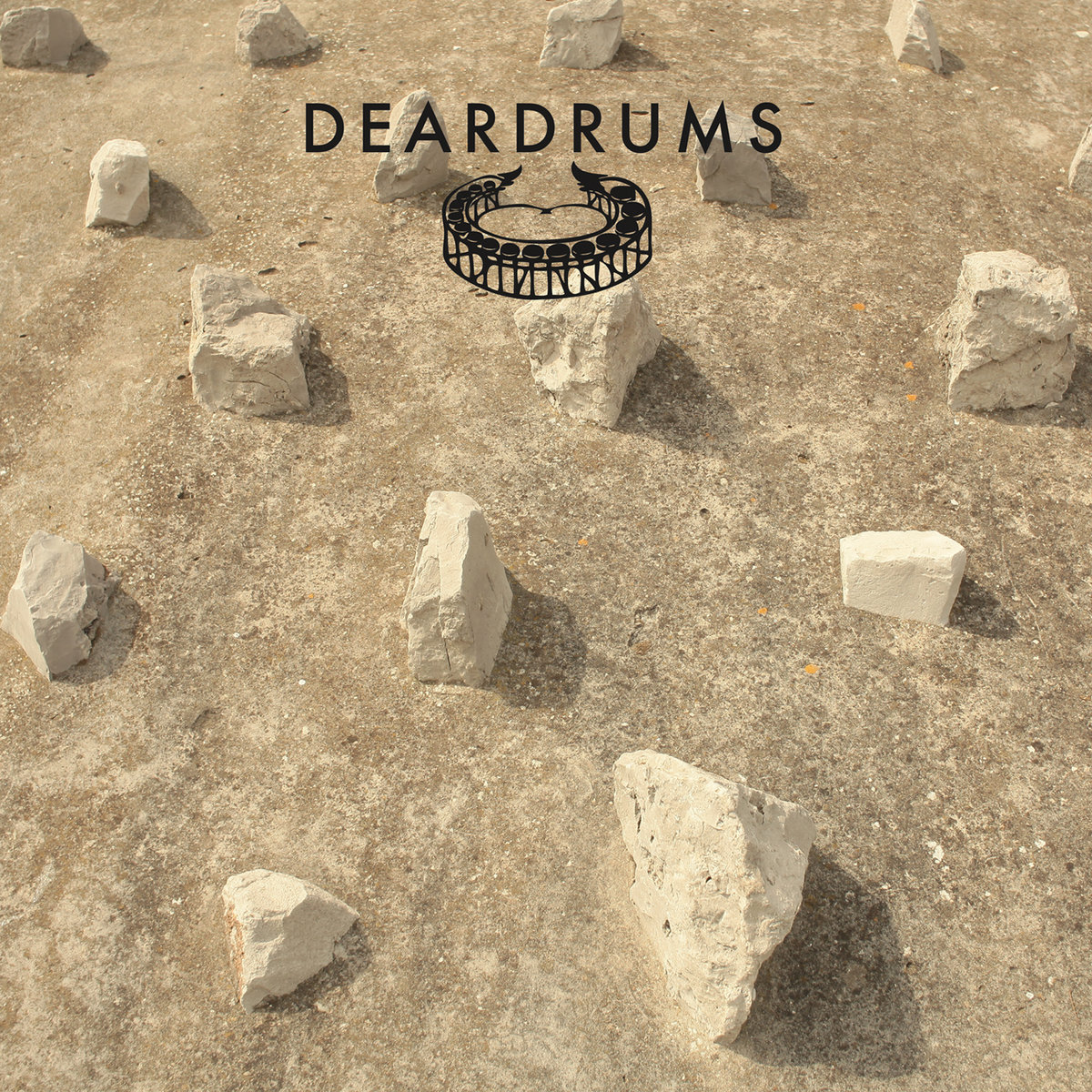 2MR-015 – Deardrums – Deardrums LP