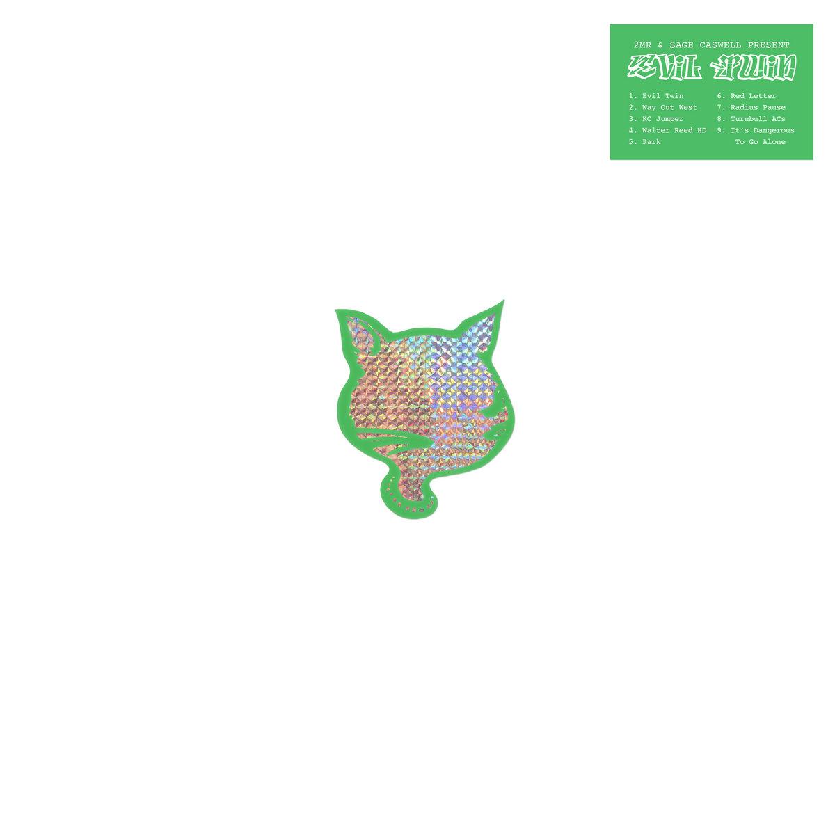 2MR-040 – Sage Caswell – Evil Twin LP