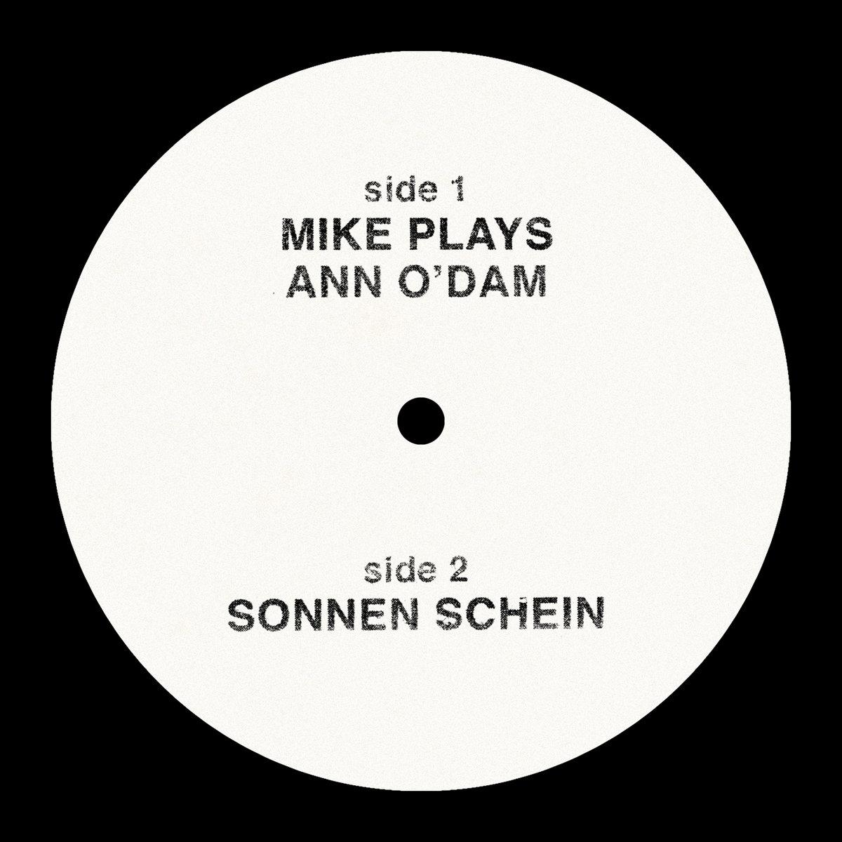 2MR-044 – Mike Simonetti – Mike Plays Ann O'Dam / Sonnen Schein 12″ Single