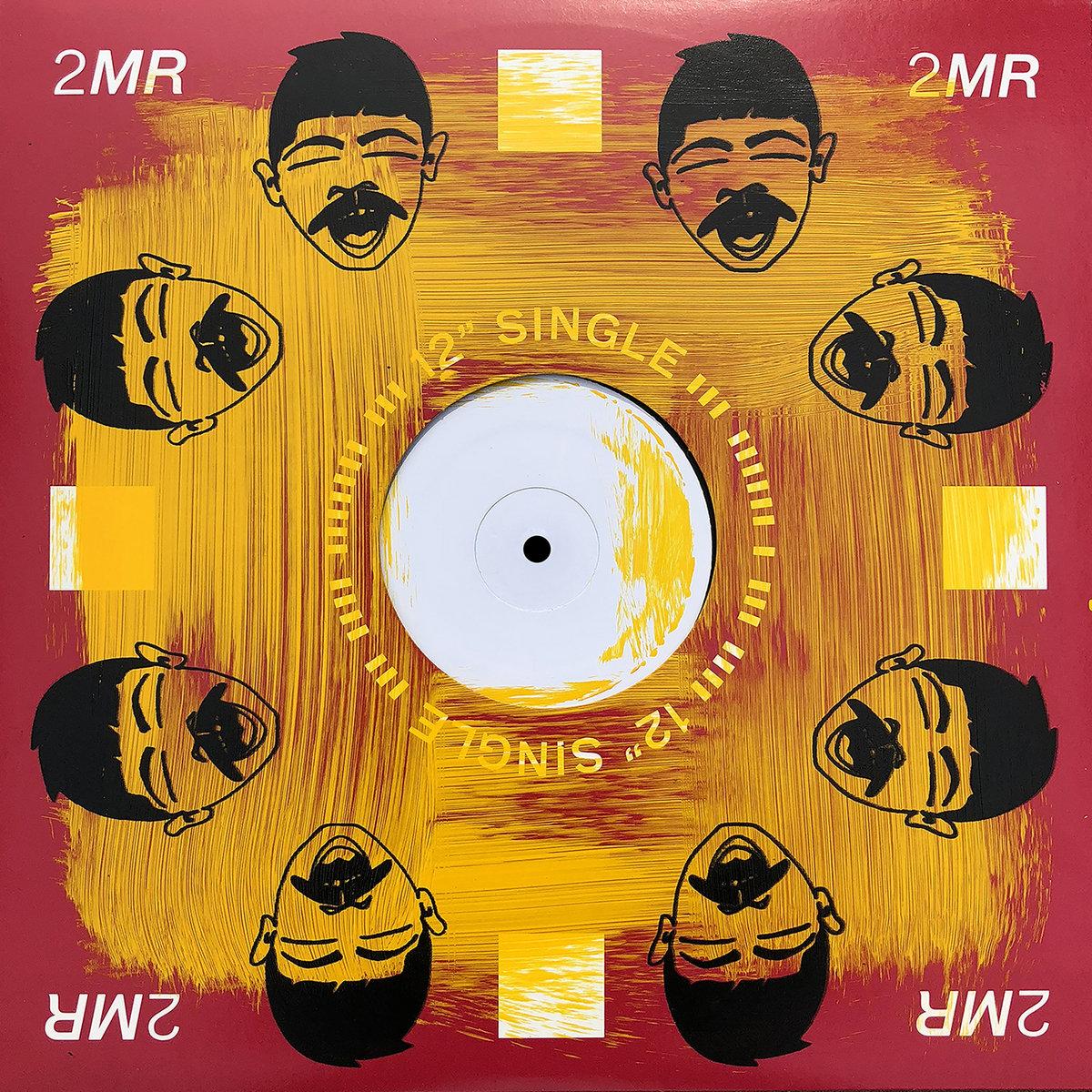 2MR-032 – Anton Klint – Ups and Downs EP